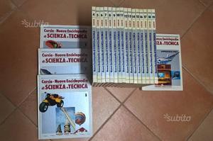Enciclopedia SCIENZA E TECNICA Curcio
