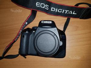 Eos 550D +obiettivi