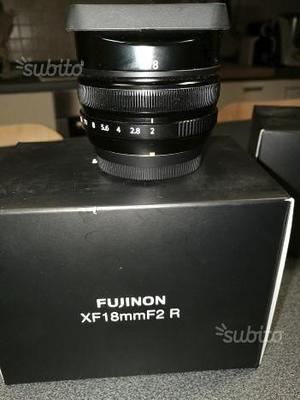Fuji Fujinon 18mm F2