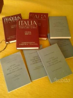 Guide italia e africa orientale ediz tci