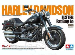 HARLEY DAVIDSON fat boy 1/6 tamiya