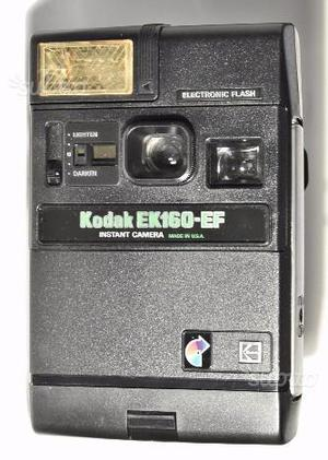 KOKAK EK160-EF fotocamera istantanea vintage