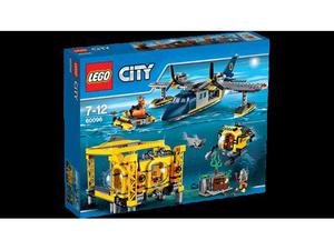LEGO  City Base sottomarina