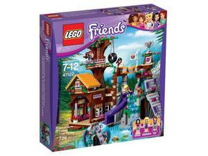 LEGO Friends  - la Casa sull'Albero al Campo Avventure