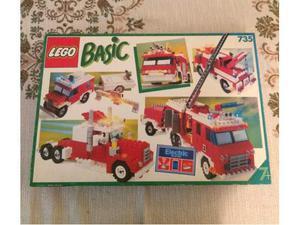 Lego 735 Basic building set NUOVO