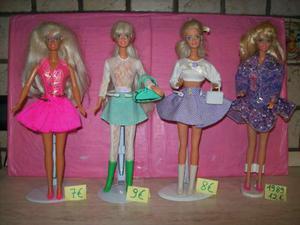 Vestiti originali Barbie, eleganti, sportivi,casual