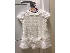 Vestito elegante neonata Fendi kids