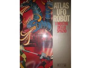 """Atlas ufo robot """"i mostri dello spazio"""
