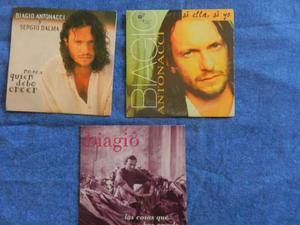 Biagio antonacci 3 cds promo canta in spagnolo