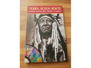 Cd musiche rituali degli Indiani d'America