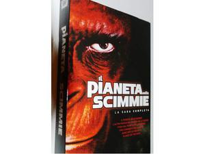 Cofanetto il pianeta delle scimmie (6dvd)