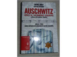 Denis Avey - Auschwitz Ero il numero