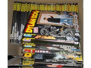 Dylan Dog originali dal 51 al 100
