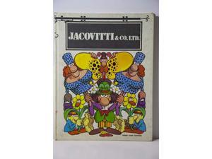 Jacovitti&Co.Ltd. del  Piero Dami ed. rarissimo