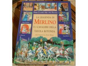 La leggenda di Merlino ILLLUSTRATA
