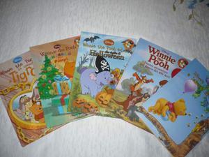Libri Disney nuovi Winnie the Pooh