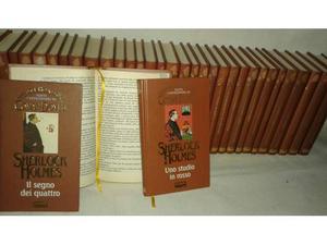 Libri collezione Arthur Conan Doyle