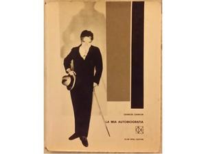 """Libro """"La mia autobiografia"""" di Charlie Chaplin"""
