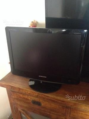 "Monitor tv lcd 19"" samsung"