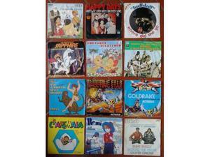 Sigle TV Cartoni Animati Originali anni  giri