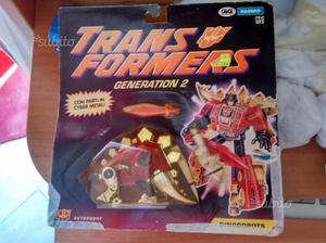 Stego transformers generation 2
