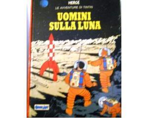 TINTIN - Uomini sulla luna (di Hergé)