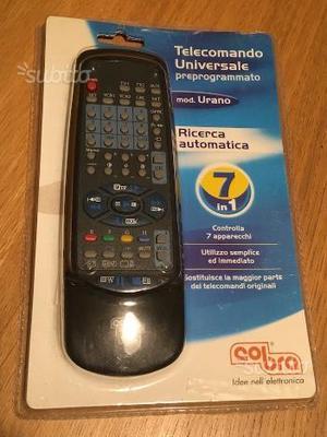 Telecomando universale 7 in 1