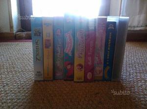 Video cassette per bambini