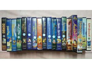 Videocassette vhs I Classici Disney