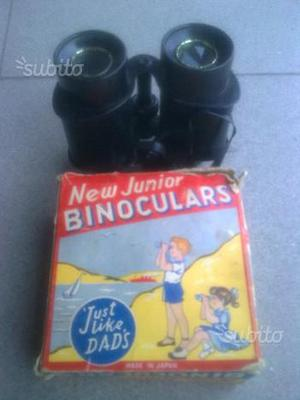 "Binoculars new junior ""vintage giocattolo"""