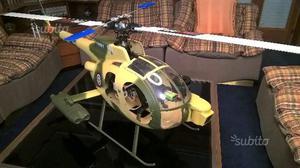 Elicottero Radiocomandato riproduzione MD 500