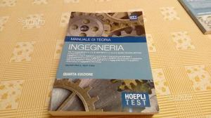 Libro test ingegneria posot class for Test ingresso ingegneria
