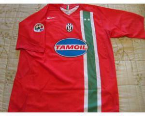 Maglia Juventus F.C. preparata da gara (seconda maglia)