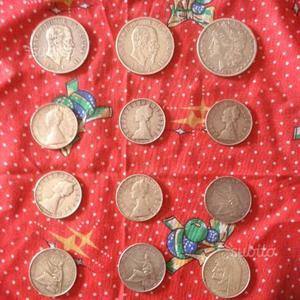 Monete d' argento