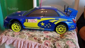 Subaru rc radiokontrol a scoppio
