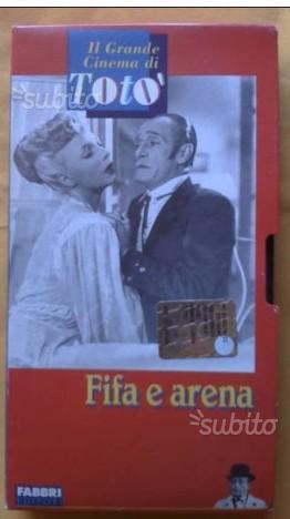VHS IL GRANDE CINEMA DI TOTO?- cinema