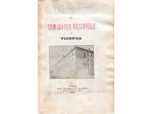 (Anonimo) Il Seminario vescovile di Vicenza