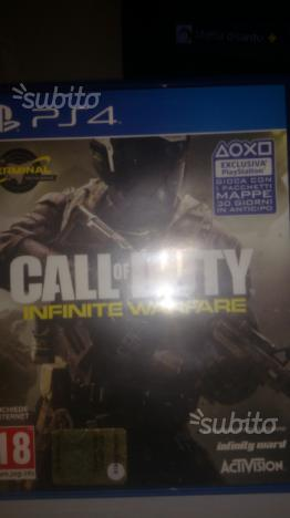 Call of duty infinite warfare e star wars bf
