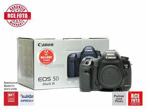 Canon 5D Mark III - RCE Verona