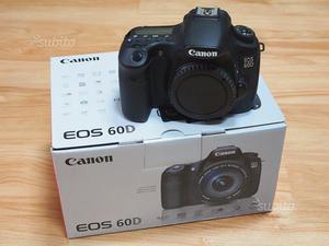 Canon 60d  scatti