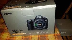 Canon Eos 5D Mark III + f4L
