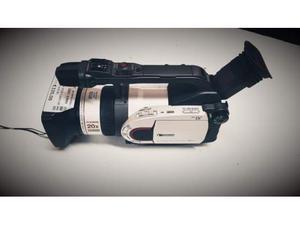 Canon xm1 3ccd camcorder c/borsa e acce