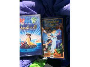 Cartoni animati VHS in omaggio