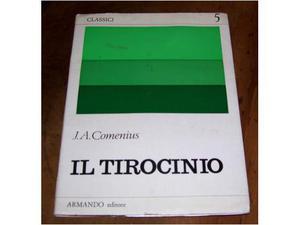 Comenius j. a. il tirocinio del leggere e dello scrivere