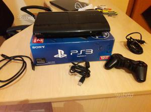 Console Playstation 3 superslim +2 giochi