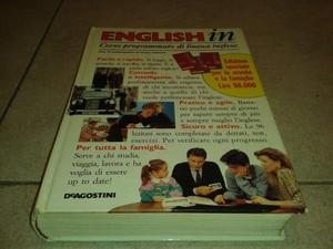 Corso di lingua inglese libro English in