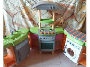 Cucina giocattolo (vintage)
