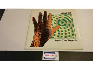 Disco 33 genesis invisible touch