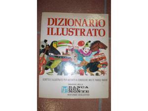 """Dizionario illustrato"""" e primo dizionario"""