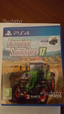 Farming Simulator 17 per ps4